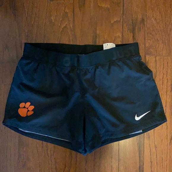 Clemson Nike shorts